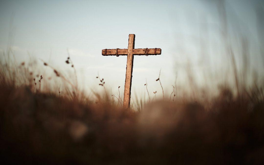 O AMOR É REVELADO NA CRUZ